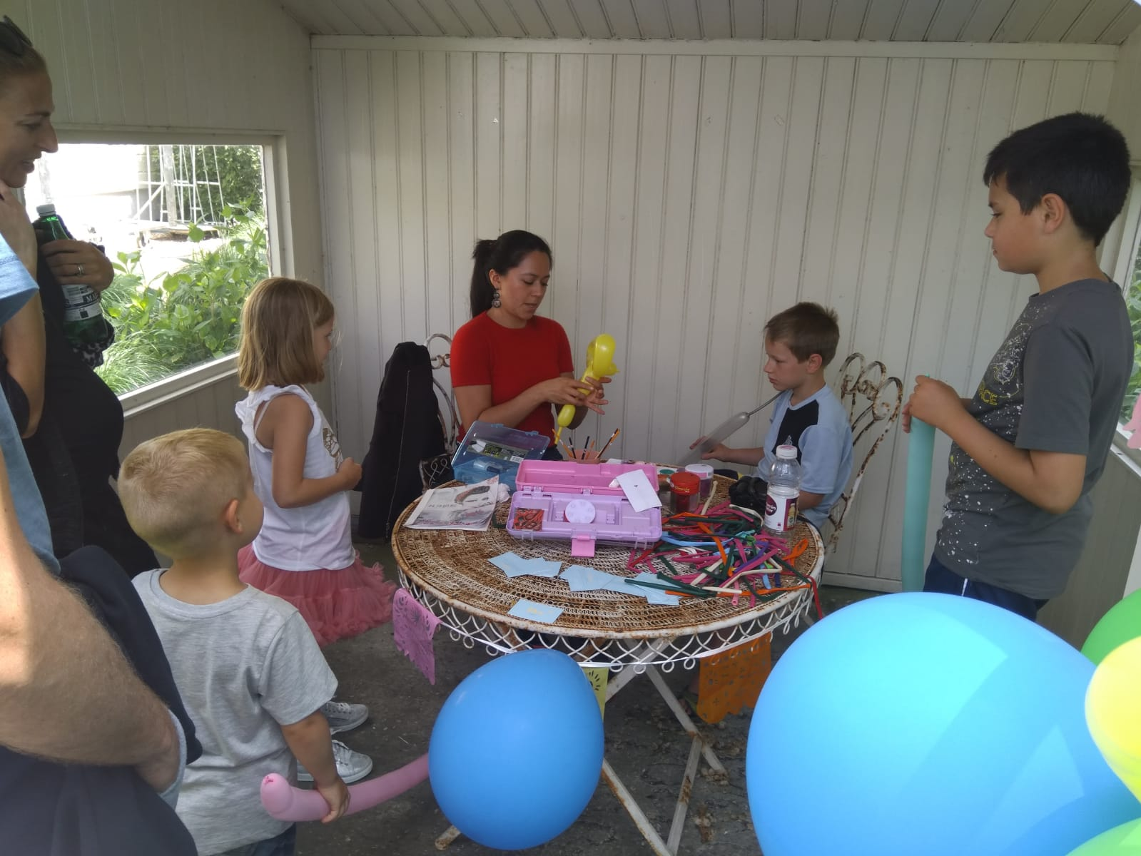 Kids party amsterdam