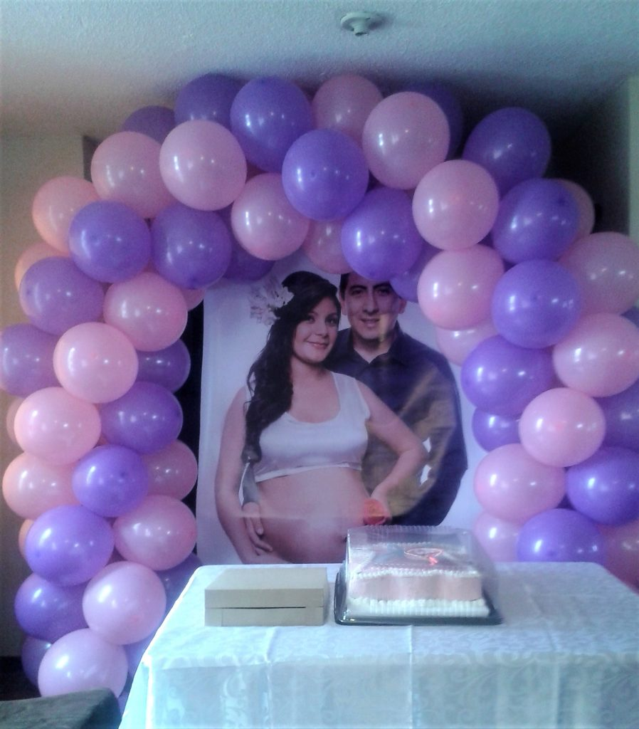 Party balloon Amsterdam