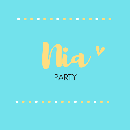 Niaparty kids party planner in Amsterdam