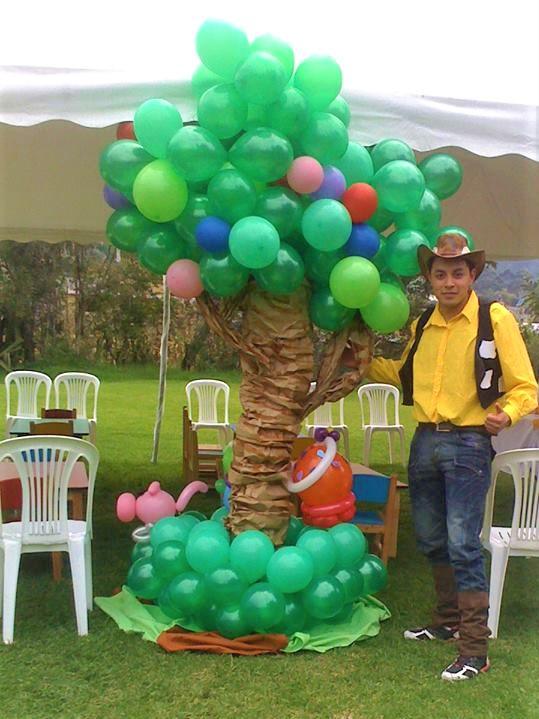 nia-balloon decoration